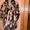 Норковый полушубок из кусочков,  б/у #1328596