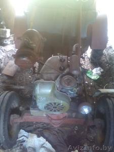 Самодельный трактор УД 2 М 1 - Изображение #2, Объявление #1314241