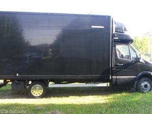 Грузо -такси до 3т мебельный фургон (4,5/2,3/2,1) - Изображение #2, Объявление #1493589