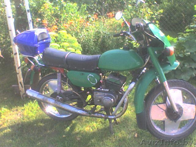 Мотоцикл минск 125 1992г в на ходу