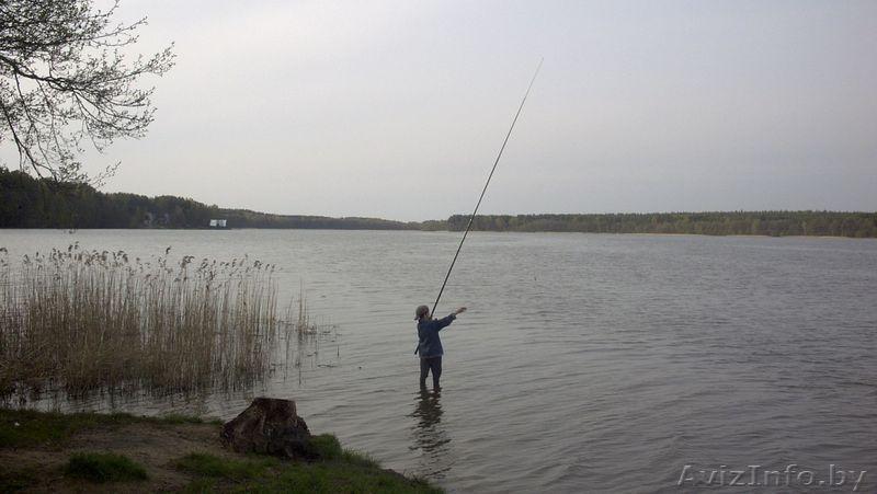 рыбалка получи озере удыль