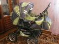 Продам коляску-трасформер Baby Merc «джип»