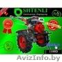 Тяжелый Мотоблок SHTENLI 1100 (Пахарь) 9л.с./бензин с ВОМ (Гродно)