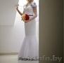 свадебное платье с фатой 200$