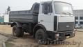 Самосвал   МАЗ  10  тонн