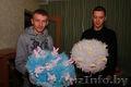 Букеты из мягких игрушек к выписке из Роддома и любому празднику в Гродно.