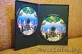 Струйная печать на CD/DVD дисках