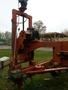 Ленточная пилорама типа Wood Mizer LT-40